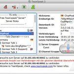 TeamSpeak Client (Mac)