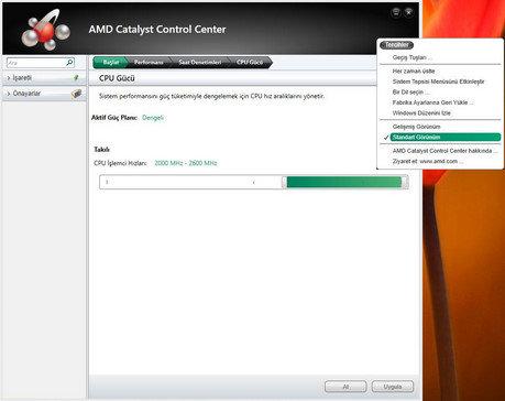 AMD Ekran Kart Driver ndir