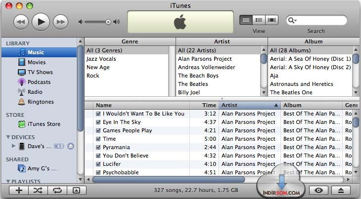 iTunes (Mac)_download
