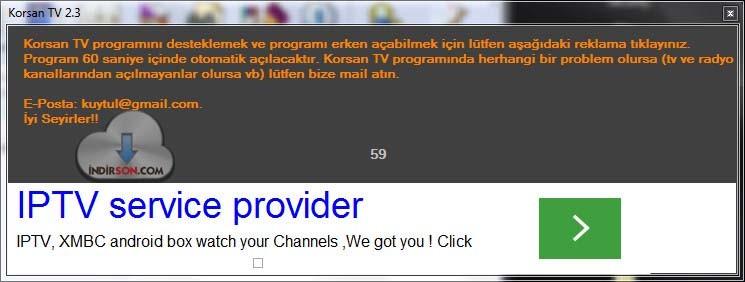 canlı tv izleme programı indir türk kanalları
