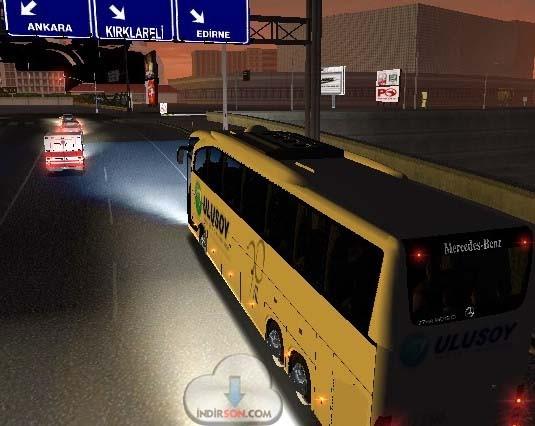 otobüs modu