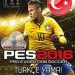Pes 2016 %100 Türkçe Yama