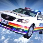 3D Polis Siren Sesi