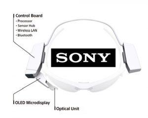 sony-akilli-gozluk SmartEyeglass-Attach