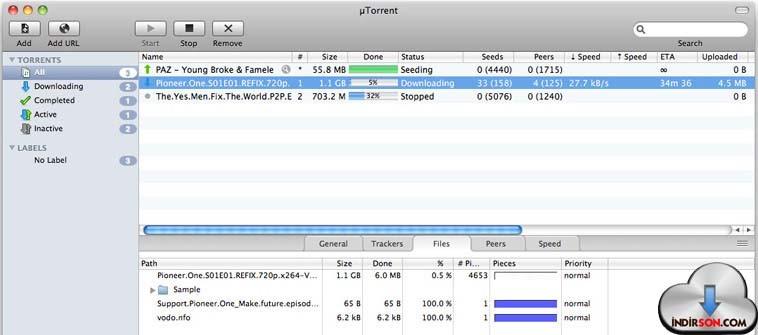 uTorrent (Mac) download